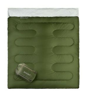 Sleeping Bag - 4 Seasons Warm Cold Weather Lightweight, Portable, Waterproof for Sale in San Gabriel, CA