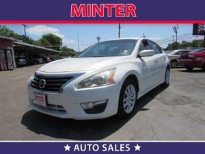 2013 Nissan Altima for Sale in South Houston, TX