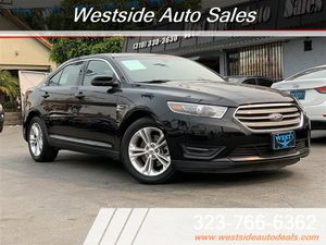 2017 Ford Taurus SEL for Sale in Inglewood, CA