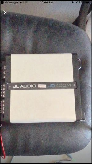 JL AUDIO AMP for Sale in San Diego, CA