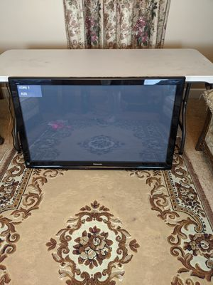 """Panasonic 50"""" TV With Remote for Sale in Murray, UT"""