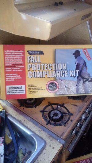 Fall protection complete kit for Sale in Sioux Falls, SD