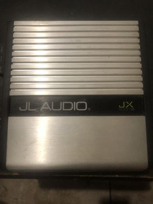 JL Audio Amp for Sale in Phoenix, AZ