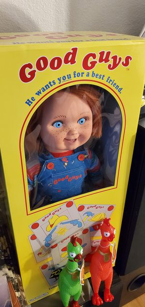 Childs Play 2 Doll - Chucky Doll for Sale in Anaheim, CA