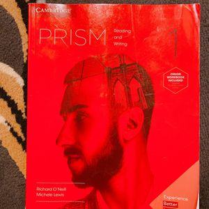 Prism 1 Reading and Writing for Sale in Visalia, CA