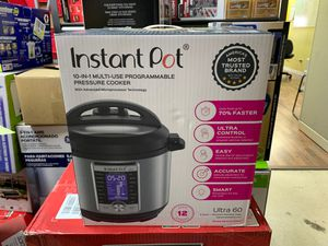 Instant Pot Pressure Cooker for Sale in Garland, TX