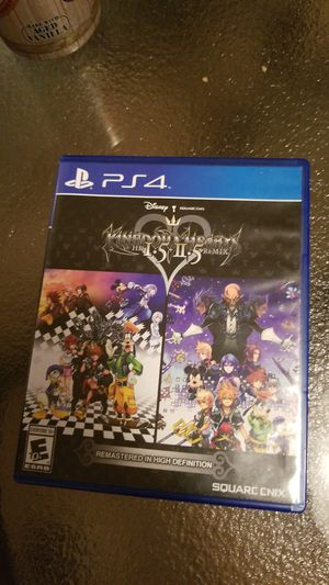 Kingdom Hearts 1.5 + 2.5 for Sale in Portland, OR