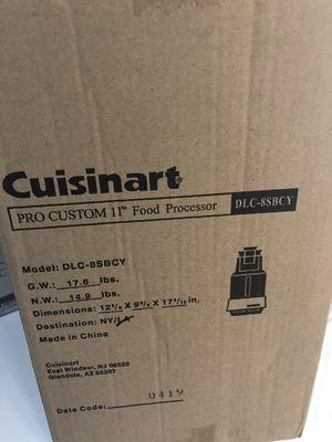 Cuisinart food processor for Sale in Decatur, GA