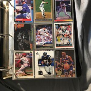 Baseball, Basketball, Football & Hockey Cards,- Make A Offer for Sale in Falls Church, VA
