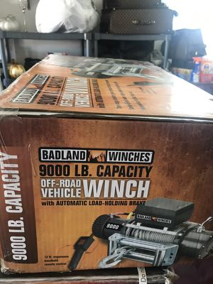 Brand new winches for sale for Sale in Austin, TX