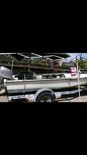 Wahoo fishing boat for Sale in Hesperia, CA