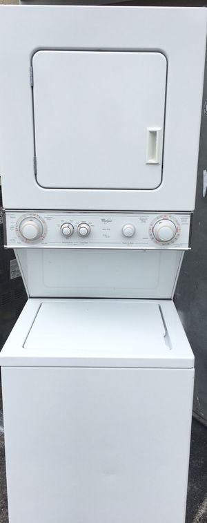 Whirlpool Stackable Washer 24 for Sale in Miami, FL