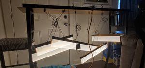 TECH LIGHTING CHANDELIER LED for Sale in Mesquite, TX