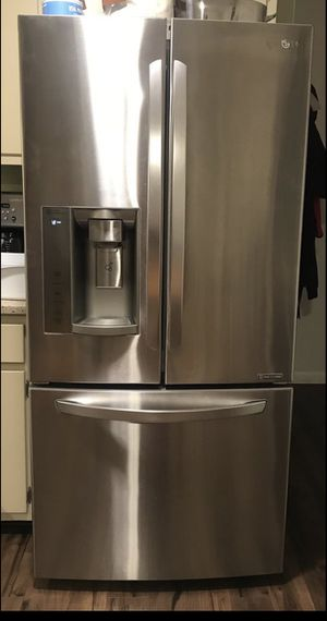 LG French Door Stainless Steele Refrigerator for Sale in Martinsburg, WV