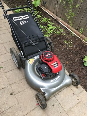 Craftsman Lawn Mower for Sale in Hillsboro, OR