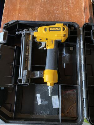 Dewalt nail and staple gun for Sale in Bakersfield, CA