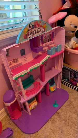 Shopkin super mall play house for Sale in Kissimmee, FL