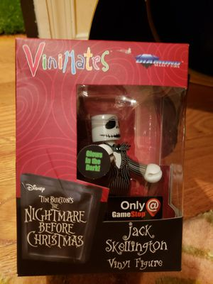 Disney NBX GITD Jack Skellington for Sale in Philadelphia, PA