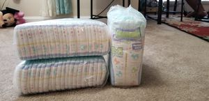 Babies diaper huggies little movers plus+, size5 for Sale in Atlanta, GA