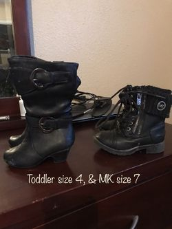 Toddler Boots for Sale in San Angelo,  TX