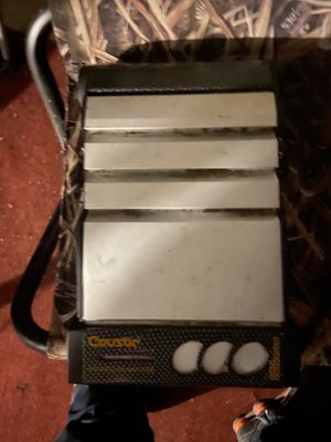 Coustic 400 watt amp for Sale in Piedmont, SC