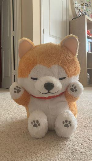 Shiba Inu Plushie Stuffed Animal for Sale in Roanoke, TX