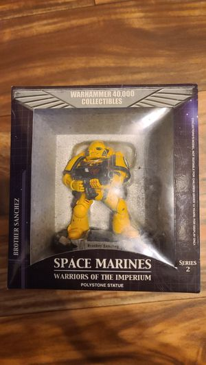 Space Marines Action Figures for Sale in Fresno, TX