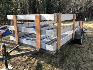 Flare bread trailer 6 x 12 for Sale in Anchorage, AK