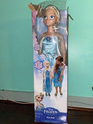 Elsa doll ! for Sale in Mount Rainier, MD