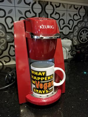 Mini Keurig 1 cup for Sale in Las Vegas, NV