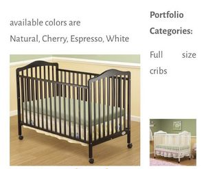 White Baby Crib - Daybed - Toddler bed for Sale in Yonkers, NY