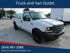 2004 Ford Super Duty F-250 for Sale in Hollywood, FL