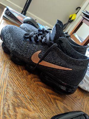 Black Grey Bronze Size 10 Nike Vapor Maxes for Sale in Washington, DC