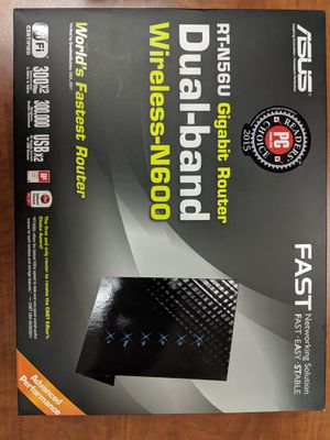 Brand New Asus dual band router for Sale in Encinitas, CA