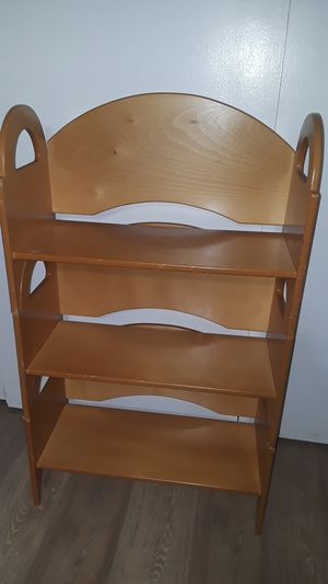 Bookshelves 3 shelves stack or separate them for Sale in Pompano Beach, FL
