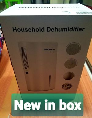 Dehumidifier for Home,Up to 480 Sq.ft Dehumidifiers for High Humidity Small Quiet Portable Air Dehumidifiers for Sale in San Diego, CA