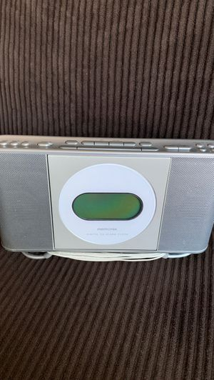 CD player/alarm/auxiliary for Sale in Boynton Beach, FL
