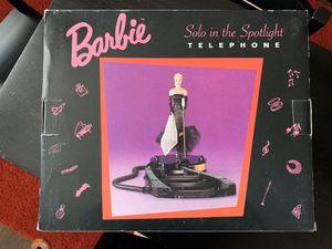 Vintage Barbie Landline Phone for Sale in Atwater, CA