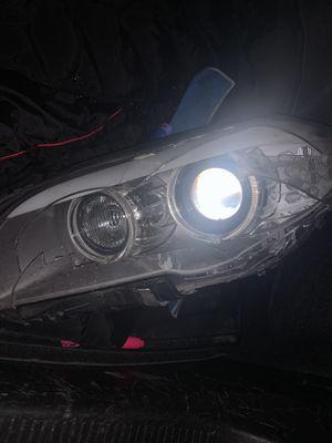 Bmw f10 left side headlight for Sale in Long Beach, CA