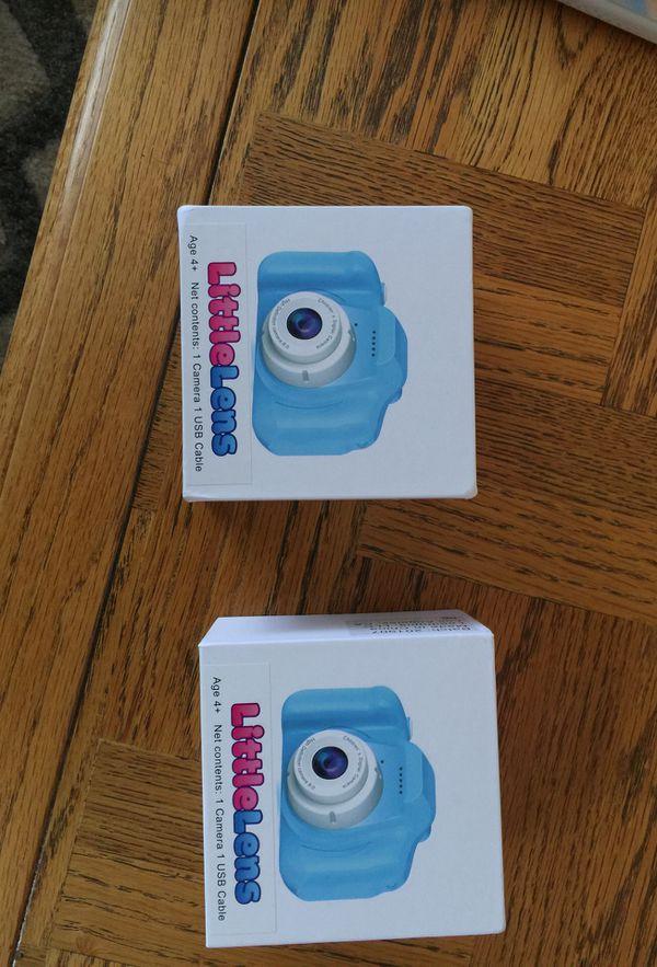 Little Lens kids digital camera
