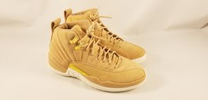 2018 WMNS Nike Air Jordan 12 XII Retro SZ 6.5 Vachetta Tan LUX OG AO6068-203 for Sale in Marysville, WA