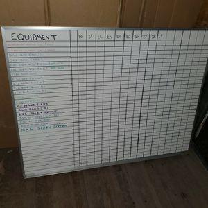 Marker Board for Sale in Whittier, CA