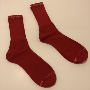Supreme Men's Socks 6-12 - Red for Sale in Long Beach, CA