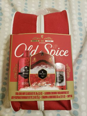Old Spice Bath set for Sale in Phoenix, AZ