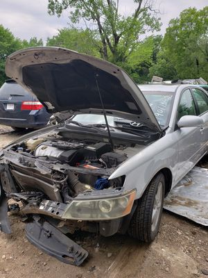 2007 Hyundai sonata for parts only. for Sale in Mesquite, TX