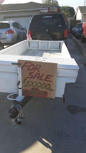 Single axle trailer for Sale in Anaheim, CA