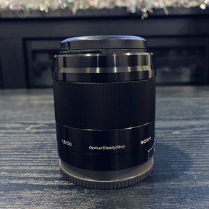 Sony 50mm Lens for Sale in Baldwin Park, CA