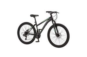 """Schwinn 26"""" Sidewinder Women's Mountain Bike, Black/Green for Sale in Clementon, NJ"""