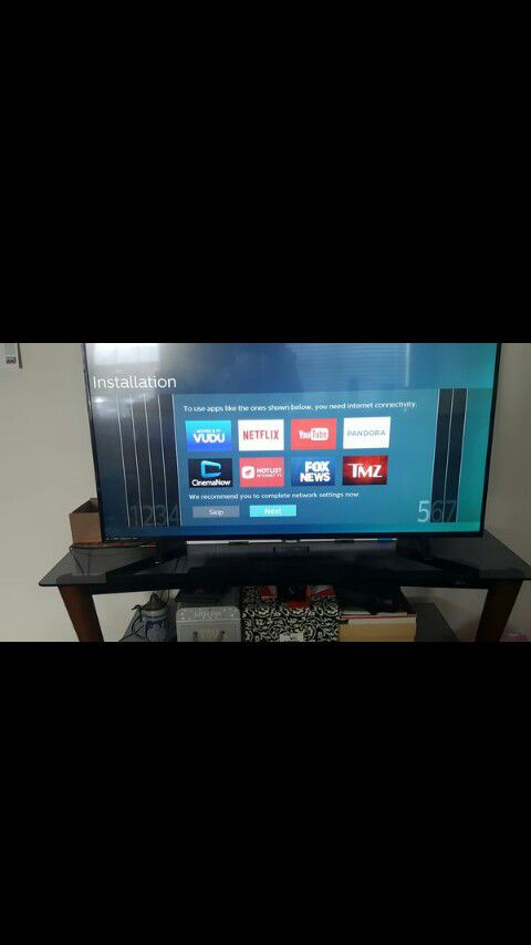 Panasonic TV 55 in if u don't want to buy don't Text me plz serious buyers only