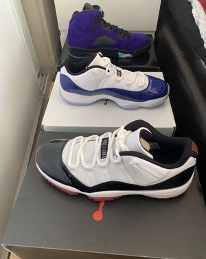 WMNS Air Jordan 11 Retro Low, Air Jordan 11 Retro Low, Jordan 5 retro Grape for Sale in Newark, CA